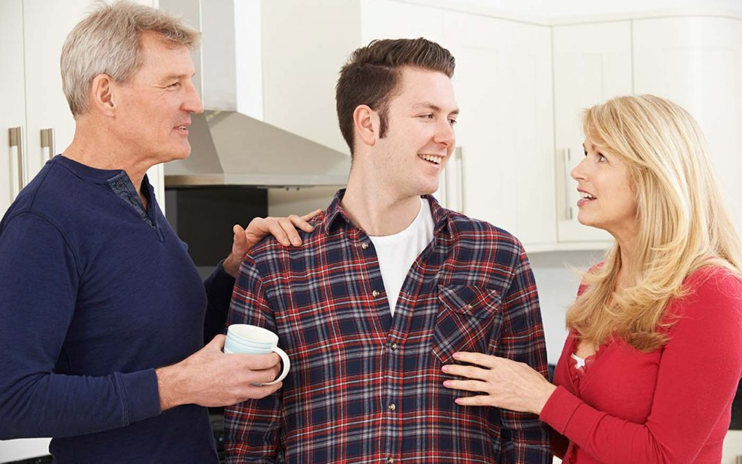 Record Numbers of Young People Living with Parents